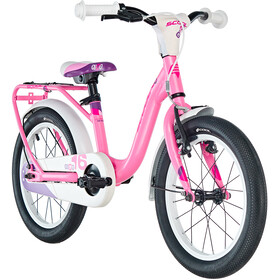 s'cool niXe 16 alloy Bambino, lightpink matt
